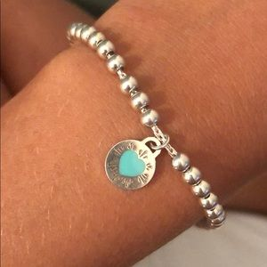 Tiffany & Co beaded bracelet - NEW!!!